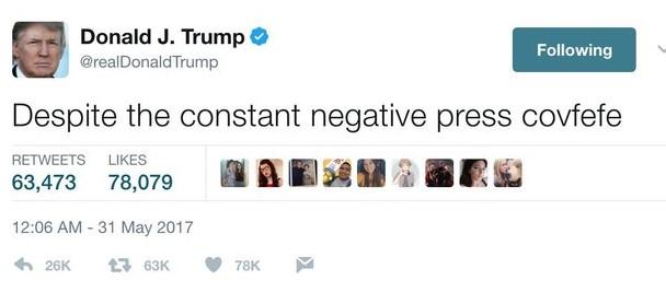 CovfefeTweet